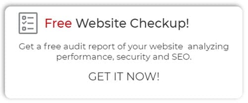 Free Website Checkup